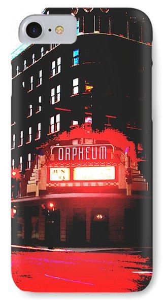 Orpheum Theater  IPhone Case