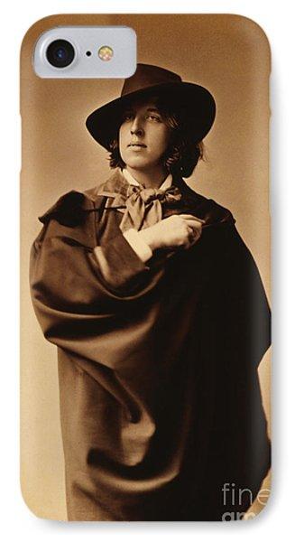 Oscar Wilde IPhone Case by Napoleon Sarony
