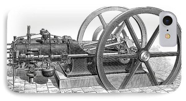 Otto Gas Engine IPhone Case