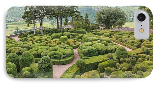 Overhanging Gardens Of Marqueyssac IPhone Case
