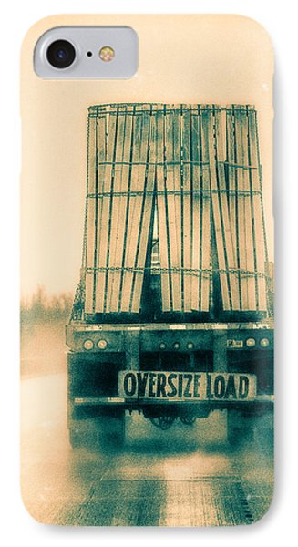 Oversized Load IPhone Case by Robert FERD Frank