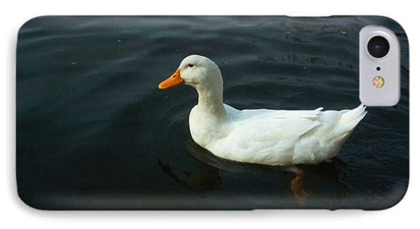 IPhone Case featuring the photograph Paddling In Lake Kittamaqundi by Emmy Marie Vickers