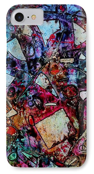 Palimpsest  IPhone Case