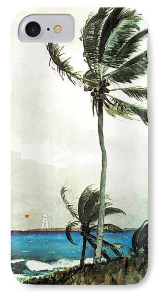 Palm Tree Nassau IPhone Case