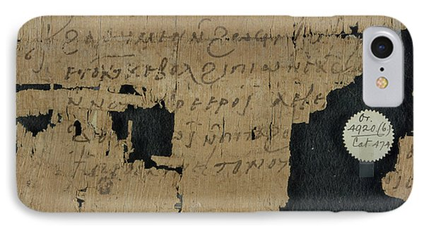 Papyrus IPhone Case by British Library