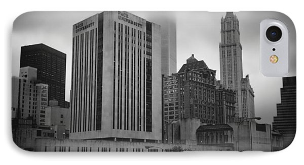 1  Park Plaza And The Woolworth IPhone Case