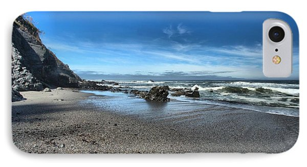 Patrick's Point Landscape Phone Case by Adam Jewell