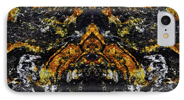Patterns In Stone - 154 IPhone Case by Paul W Faust -  Impressions of Light