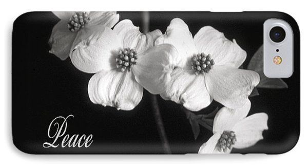 IPhone Case featuring the photograph Peace by Marion Johnson