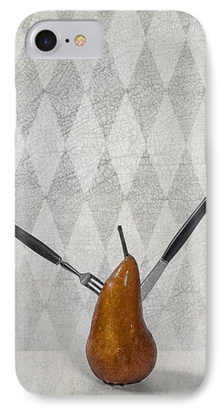 Pear IPhone Case by Joana Kruse