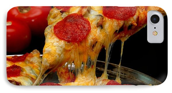 Pepperoni Pizza Slice IPhone Case