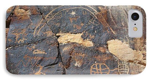 547p Petroglyph - Nine Mile Canyon IPhone Case