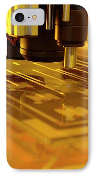 Photonics Polymer IPhone Case by Ibm Research