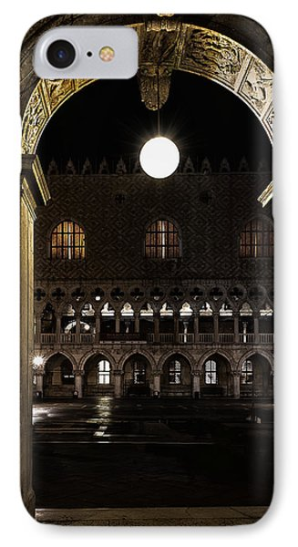 Piazza San Marco IPhone Case by Marion Galt