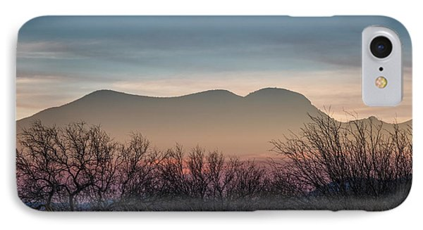 Pink In The Valley IPhone Case by Beverly Parks