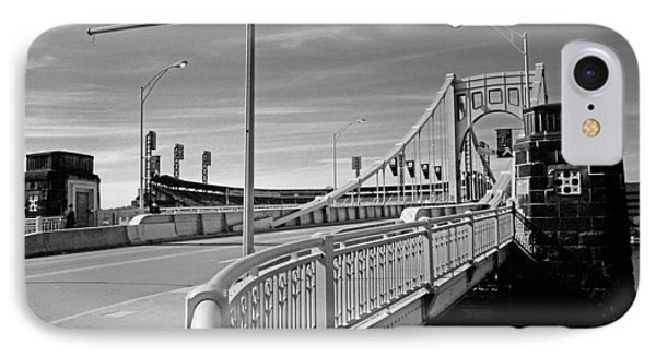 Pittsburgh - Roberto Clemente Bridge IPhone Case
