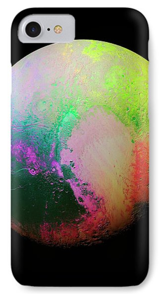 Pluto IPhone Case by Nasa/jhuapl/swri
