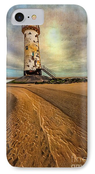 Point Of Ayre Lighthouse IPhone Case by Adrian Evans