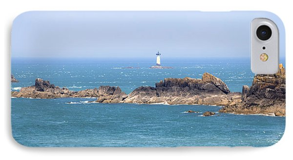 Pointe Du Grouin - Brittany Phone Case by Joana Kruse