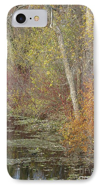 Pondside Pastel IPhone Case by Ann Horn