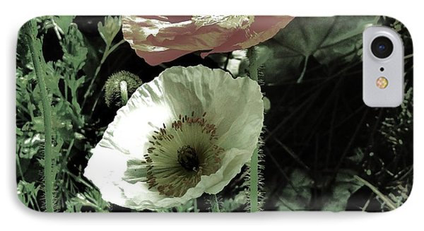 Poppies  IPhone Case by Helen Carson