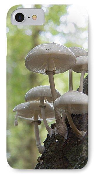 Porcelain Fungus IPhone Case