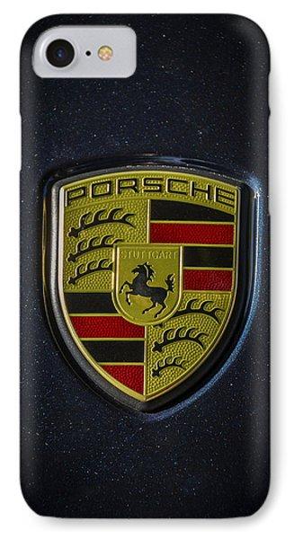 Porsche Logo IPhone Case