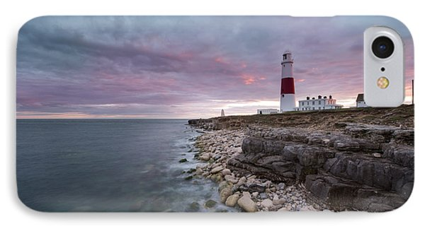 Portland Bill  IPhone Case by Ollie Taylor