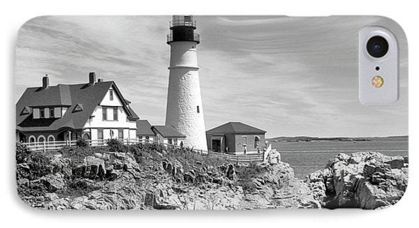 Portland Head Lighthouse IPhone Case by Mike McGlothlen