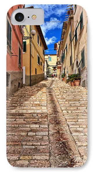 Portoferraio - Isle Of Elba IPhone Case