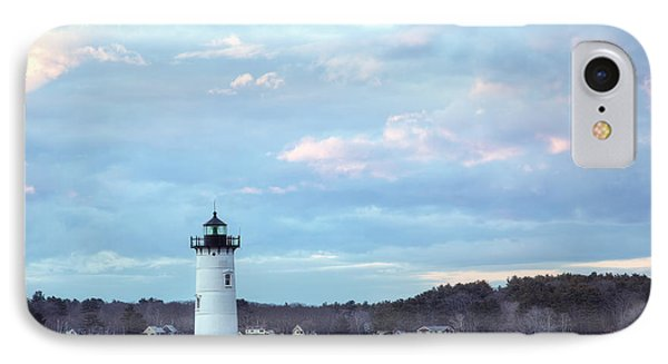 Portsmouth Harbor Light Phone Case by Eric Gendron
