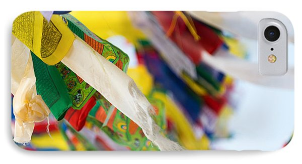 Prayer Flags IPhone Case