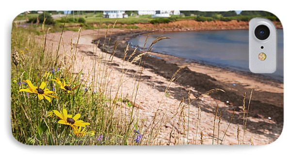 Prince Edward Island Coastline Phone Case by Elena Elisseeva