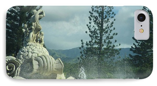 IPhone Case featuring the photograph Princeville by Alohi Fujimoto
