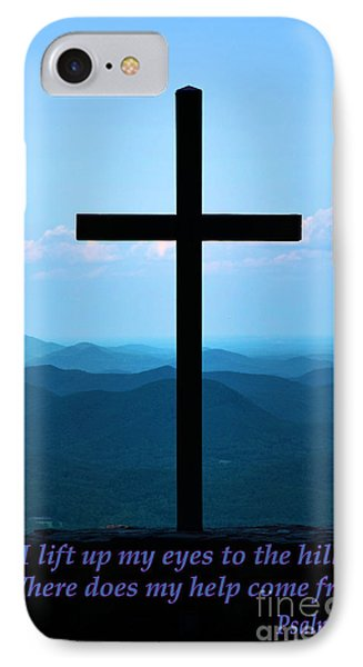 Psalm 121 Phone Case by Bob Sample