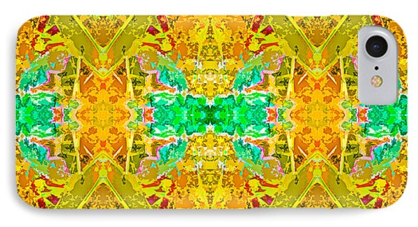 IPhone Case featuring the photograph Psychedelic Diamond by  Onyonet  Photo Studios