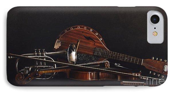 Quartet IPhone Case by Larry Preston