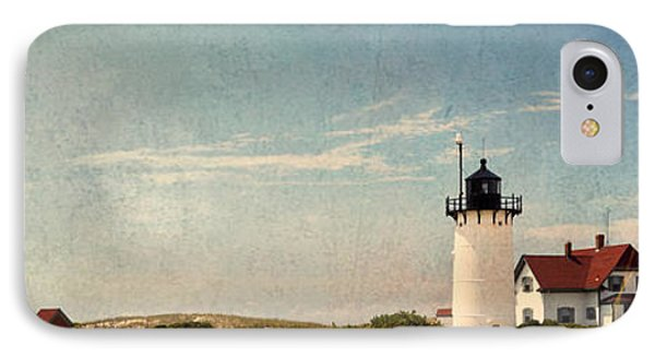Race Point Light IPhone Case by Bill Wakeley