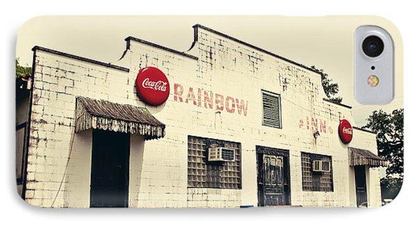 Rainbow Inn Phone Case by Scott Pellegrin