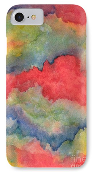 Rainbow Mountains IPhone Case