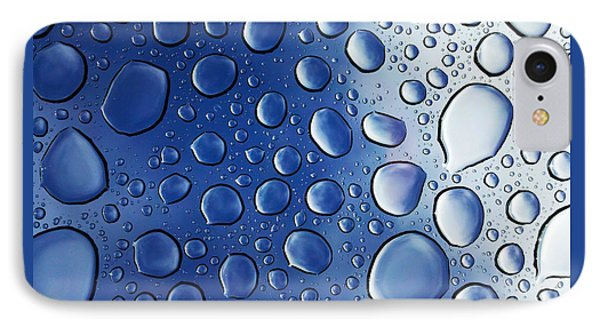 Raindrops IPhone Case by Richard Stephen