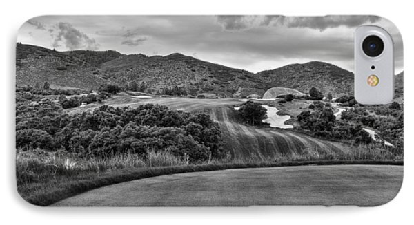 IPhone Case featuring the photograph Ravenna Golf Course by Ron White