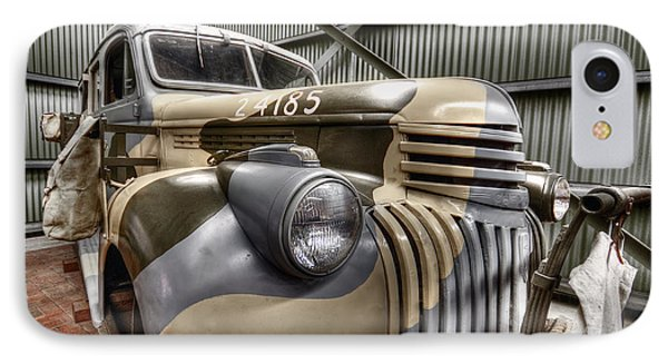 Ready To Roll Phone Case by Wayne Sherriff