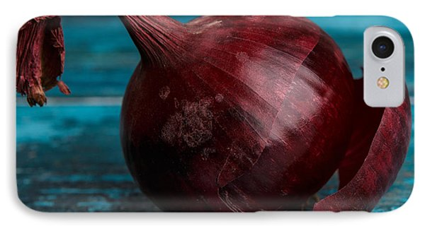 Red Onions IPhone 7 Case by Nailia Schwarz