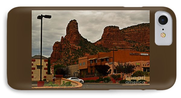 Red Rock Country, Sedona IPhone Case by Beverly Guilliams