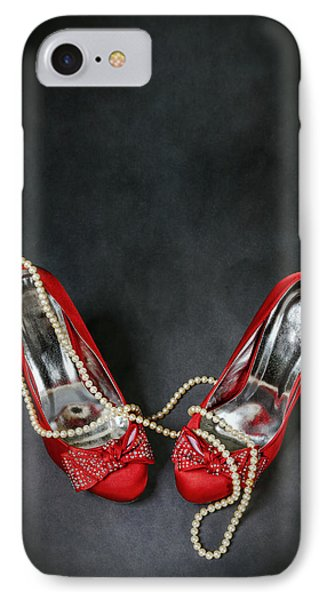 Red Shoes Phone Case by Joana Kruse