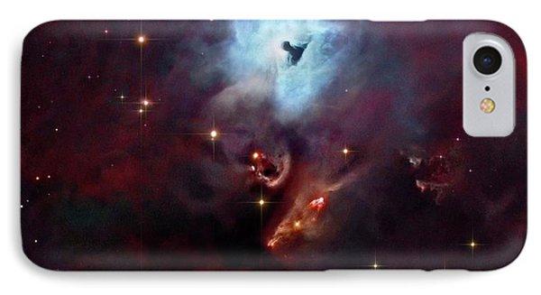 Reflection Nebula Ngc 1999 IPhone Case by Robert Gendler