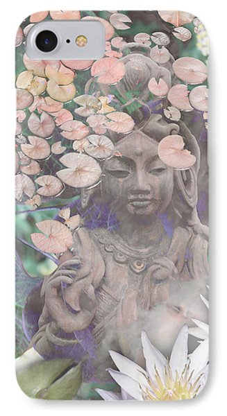 Garden iPhone 7 Case - Reflections by Christopher Beikmann