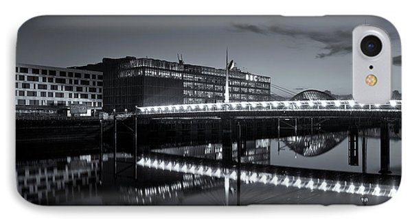 Reflections On The Clyde IPhone Case