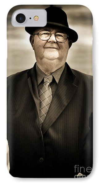 Reminiscing Days Bygone  IPhone Case